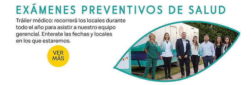 Exámenes Preventivos de Salud